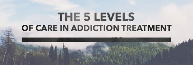5 Levels of Care Addiction Treatment
